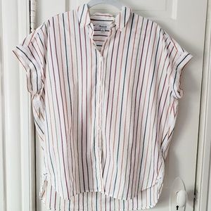 Madewell Central Button Down Shirt